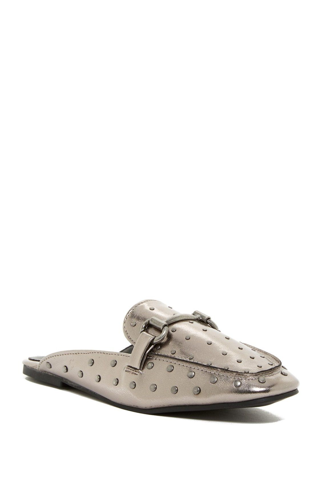 aa9d1603c323 Madden Girl Miloo Studded Loafers Studded Loafers