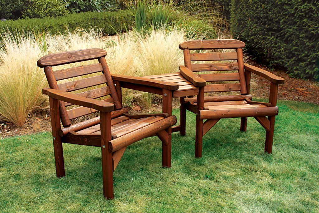 Woodshaw Thornton Rustic Alcove Seat - Simply Wood rustic ...