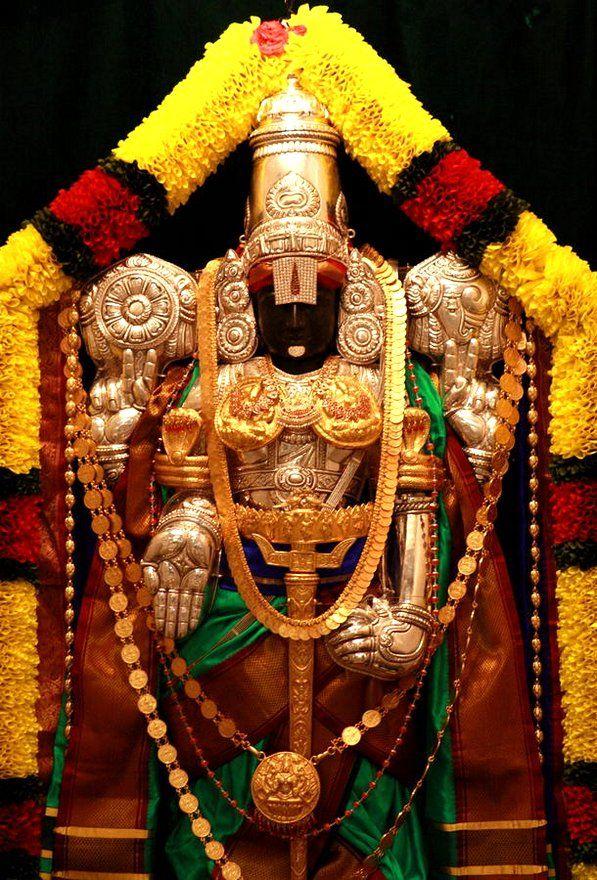 Lord Venkateswara History Lord Balaji Lord Lord Vishnu