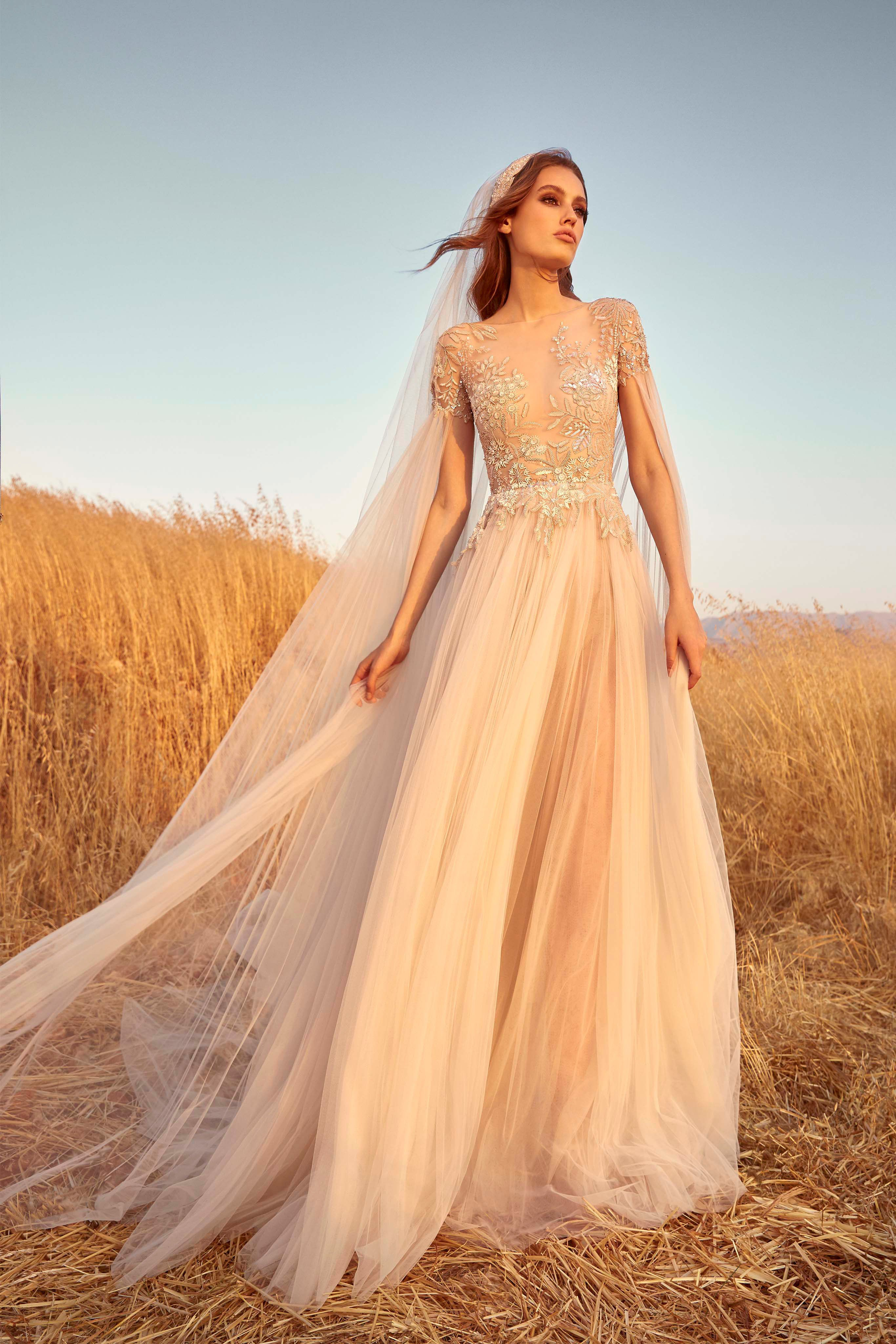 Zuhair Murad Bridal Fall 2020 Fashion Show Collection See The Complete Zuhair Mur Wedding Dresses Zuhair Murad Zuhair Murad Bridal Haute Couture Wedding Dress