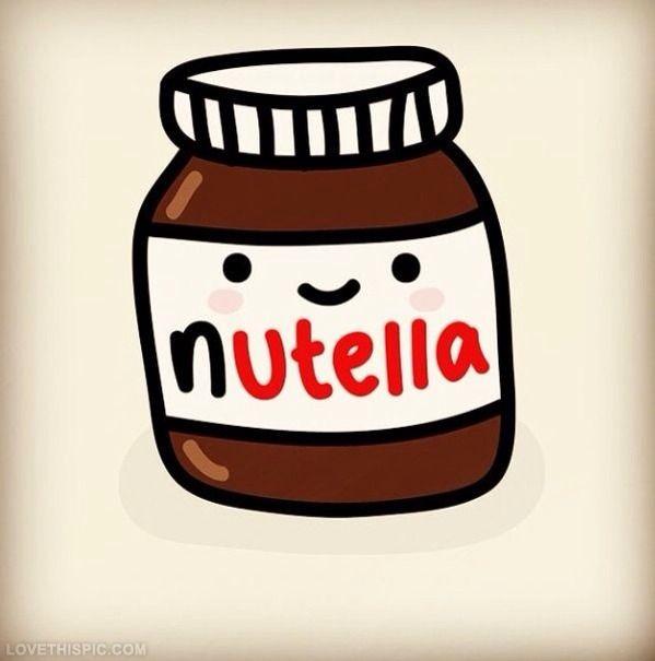 7 Easy Nutella Recipes Cute Food Drawings Kawaii Doodles Kawaii Wallpaper
