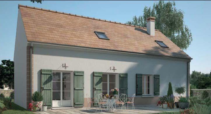 La Fattoria CA GI 90-4 Ce modèle vous propose un espace salon - Cuisine Ouverte Sur Salle A Manger Et Salon