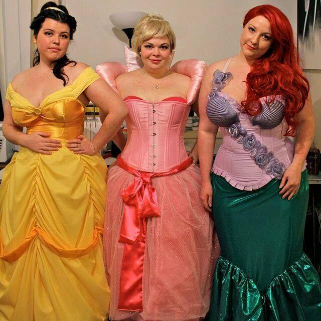 plus-size princesses!  sc 1 st  Pinterest & Pin by Débora Vasconcellos on Fantaziasmakee coisas relacionadas ...