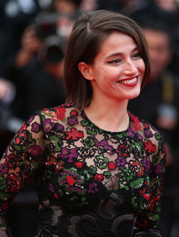 Marie Gillain au Festival de Cannes 2015