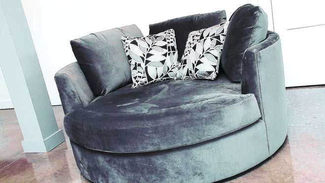 Cuddle Chairs   Google Search   The Snuggle ($1,743) Is 60 Inches In  Diameter