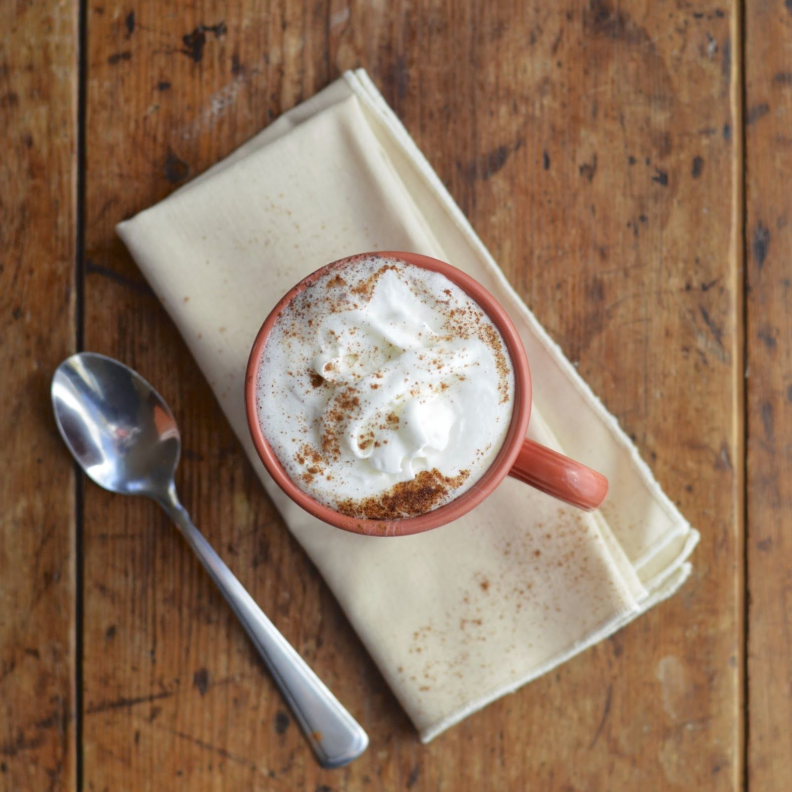 Chocolate Chai Tea Latte (Starbucks Version)