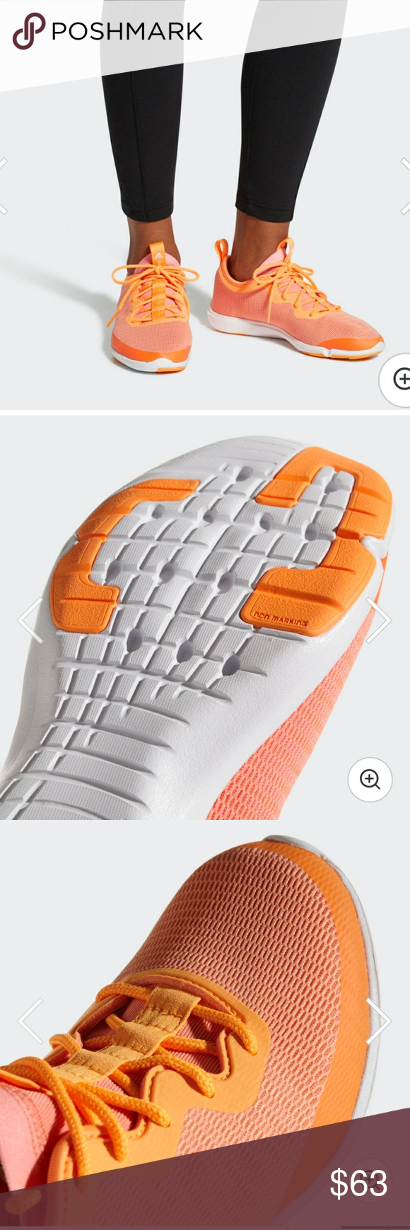 cd027ccf830f Price Firm🍀Adidas CrazyMove TR W These women s training shoes bring a  better-