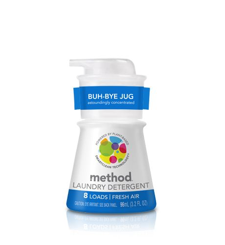 Method Method Laundry Detergent 8 Loads Stocking Stuffer