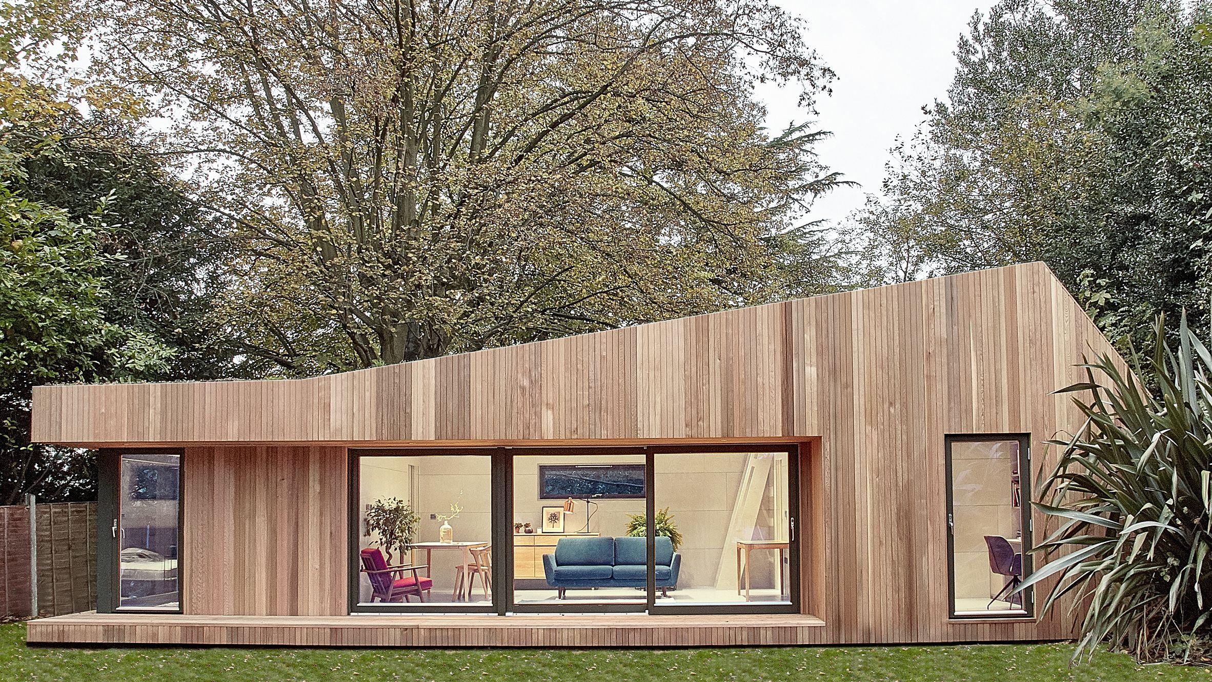 Moderne Holzhäuser Modernes ...