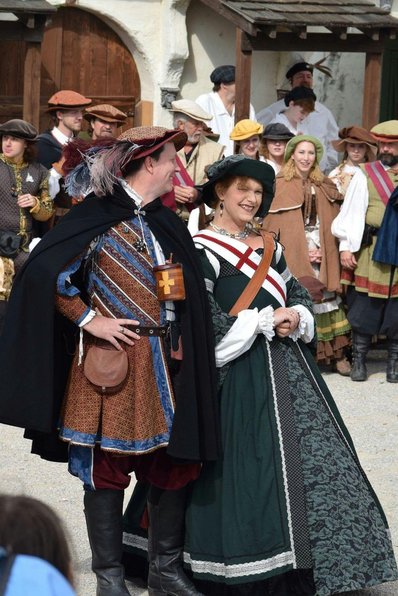 Scarborough Fair Tx Men's costume Renaissance fair