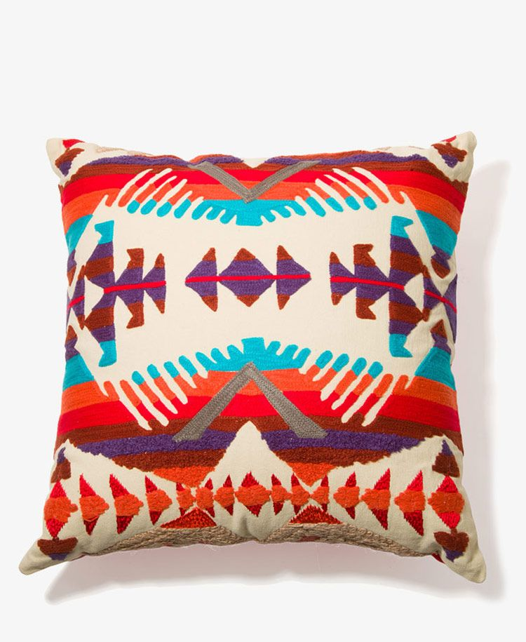 Southwestern Decorative Pillow FOREVER40 1030188040 N E S T Delectable Southwest Decorative Pillows
