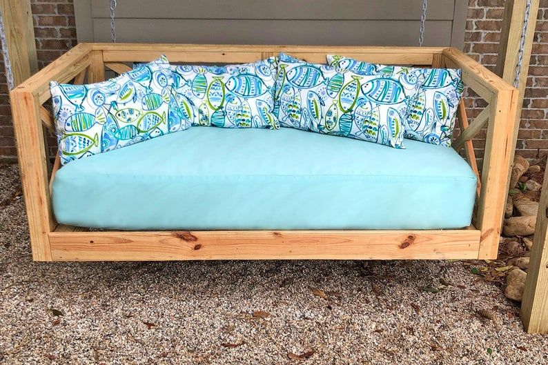 daybed cover outdoor fabric mattress