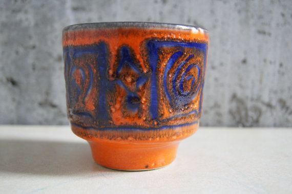 Made In Belgium Petite Vase/Pot by stukinmidcentury on Etsy, $25.00