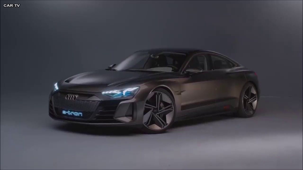 Audi E Tron Gt Concept Production In 2020 Audi Has Appeared Another Electric Four Entryway Roadster At The Los Angeles Automobile Expo Called The E Tron Gt