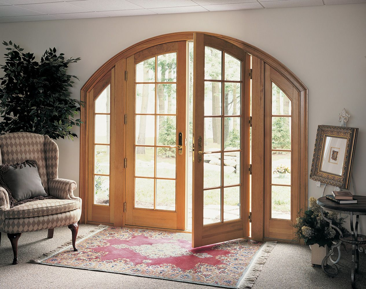 Window and door images marvin family of brands window plans our ultimate arch top french doors offer heightened elegance with graceful curves and the strength and durability you expect from marvin rubansaba