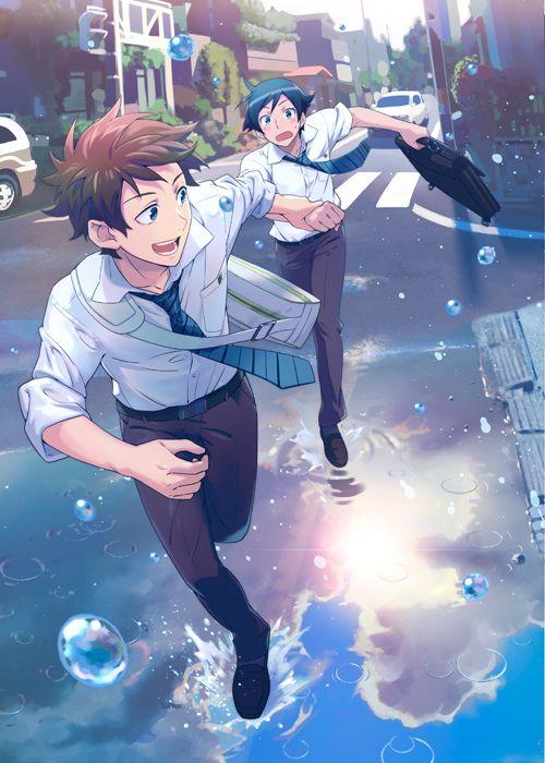 Anime boy running Meme Generator - Imgflip