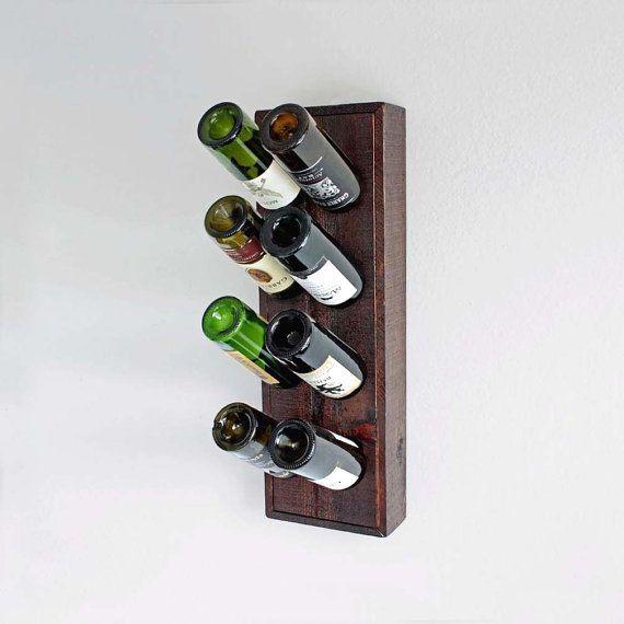 Botellero de cribado botella de vino estante por - Estantes para vinos ...