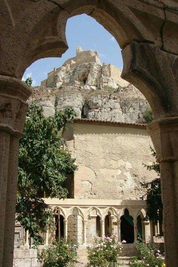 Castillo de Morella (Espanha - foto: Alej Navac).