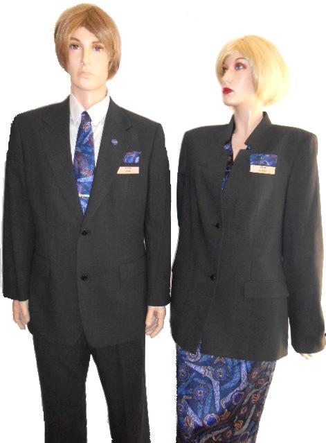 Qantas Customer Service Officer 2003.   2003 - 2013 QANTAS ...