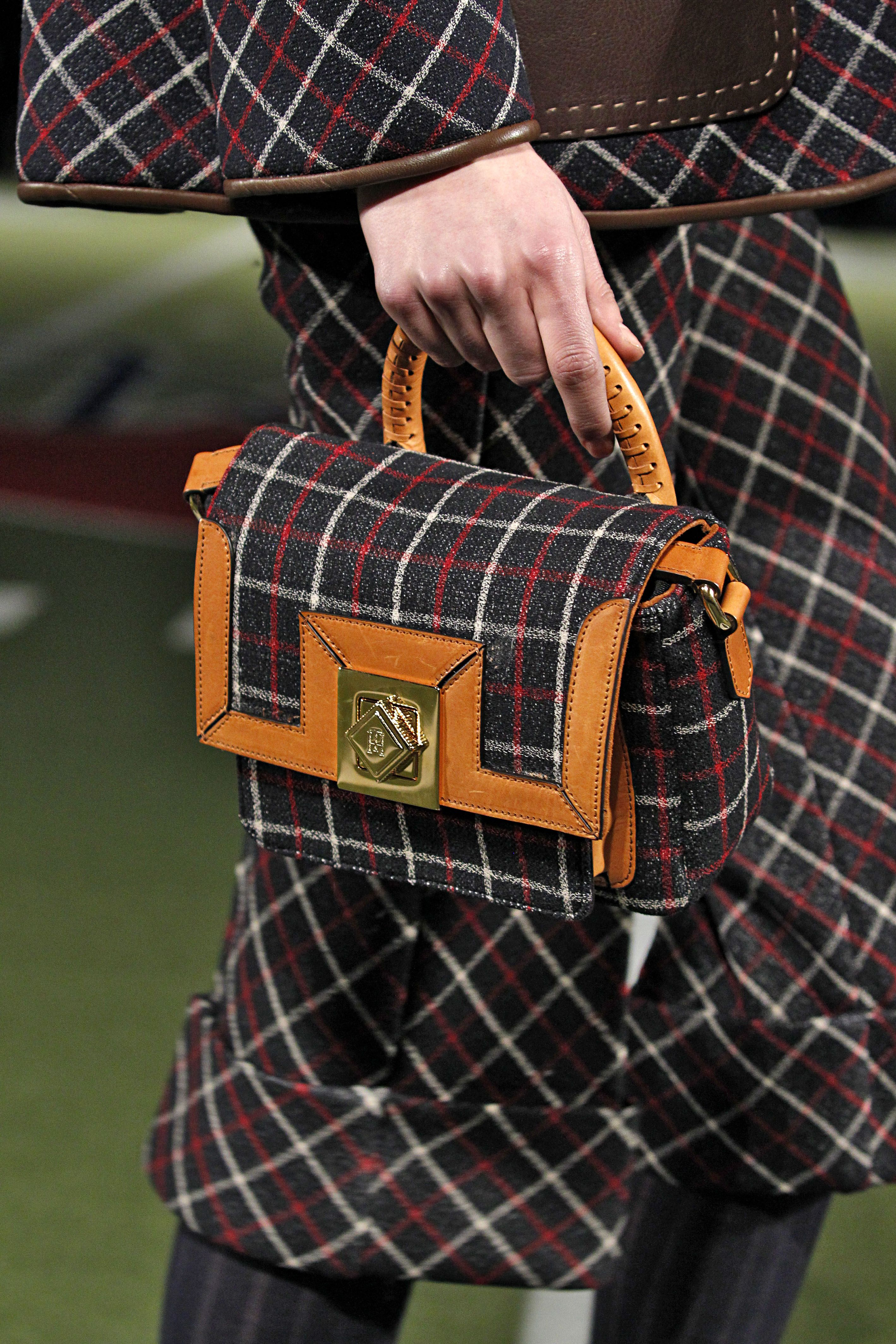 Key Items: Bags - Top Handle, Details 1 - Football Lacing  I  Tommy Hilfiger