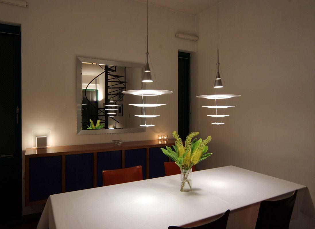Enigma 425. Dinner table. | Lamper, Lampe ideer, Dekoration