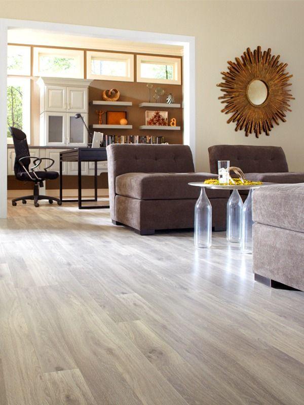 Laminate flooring establishes your home's unique style ...
