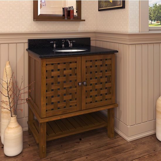 Jeffrey Alexander Lyn Bath Elements Vanity With Granite Top Sink Painted Nutmeg Bathroom Pinterest Tops And Vanities