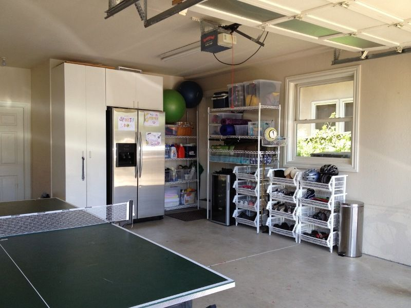 Organizing The Garage Ideas Part - 24: Of 18 Stunning Ideas For Your Garage Organization Sponsored Links - Garage  Organization