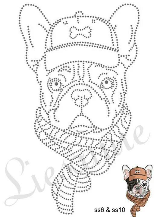 Wat een leuke | hotfix | Pinterest | Imagenes de perros, Piedras y ...