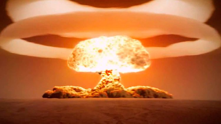 Dropping of the atomic bomb   Atomic Bomb. Atomic Bomb Explosions ...