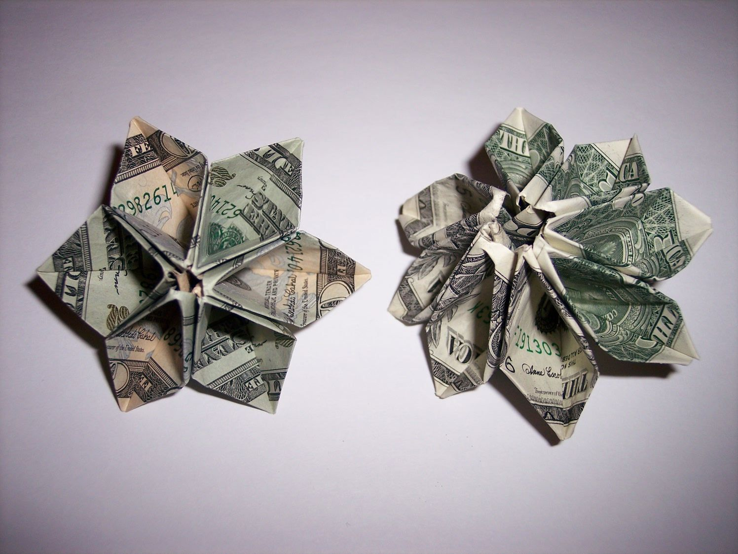 Dollar bills strike again the dollar bill modular flower and other dollar bills strike again the dollar bill modular flower and other mightylinksfo