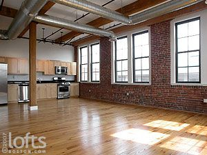 Oh How I Want To Live In A Loft Space Like This Exposed Brick Industrial Ce