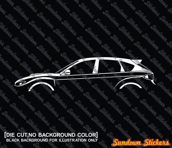 For Subaru Impreza WRX STI 5