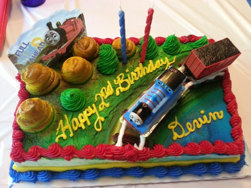 Miraculous Thomas Birthday Cake Done By Safeway With Images Thomas Funny Birthday Cards Online Inifofree Goldxyz