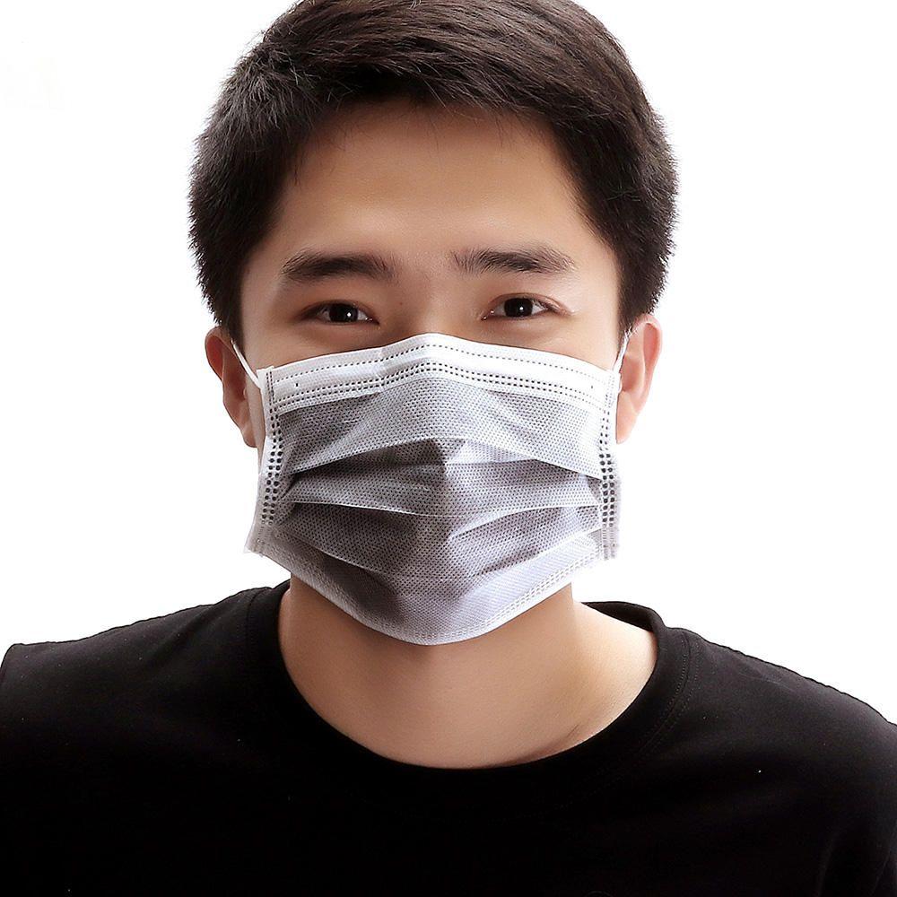 virus blocking face mask
