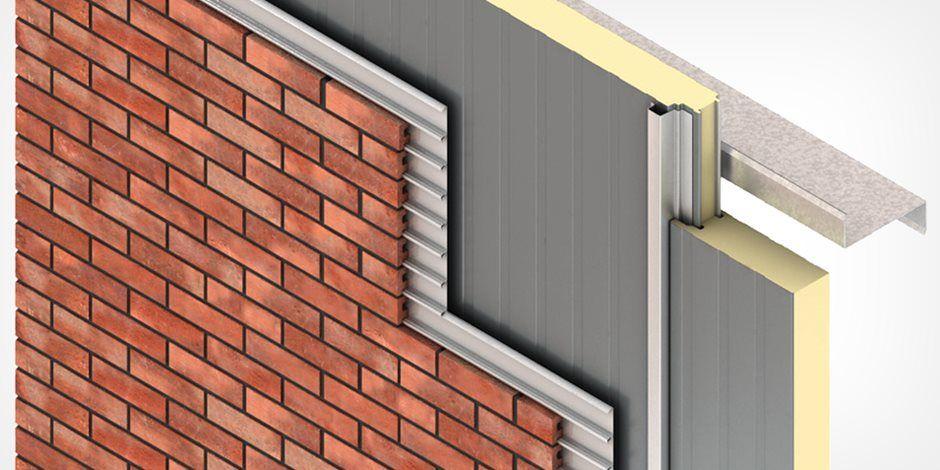 Thin Brick Engineered Facade Systems Kingspan Panels Balloon Frame Pinterest Thin
