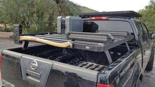 Front Runner Overlad Rack Nissan Frontier Truck Accessories Nissan Frontier Forum