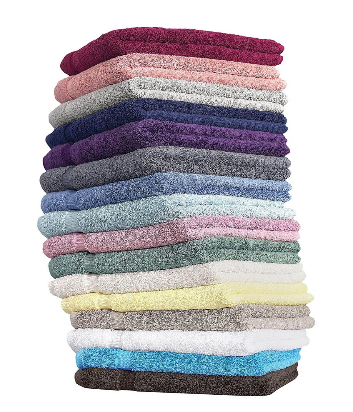 27 High Quality Bath Towels That Will Turn Your Bathroom Into A