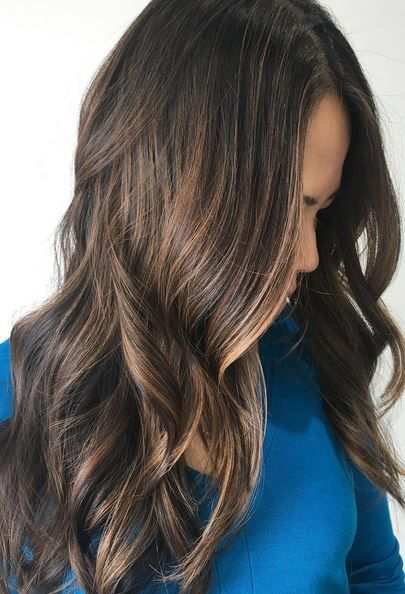 trendy haircuts for subtle babylights mane interest 3614