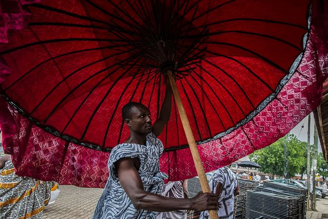 Akwasidae the great celebration of the Ashanti in Kumasi | Flickr - Photo Sharing! Photo by Anthony Pappone, photographer.