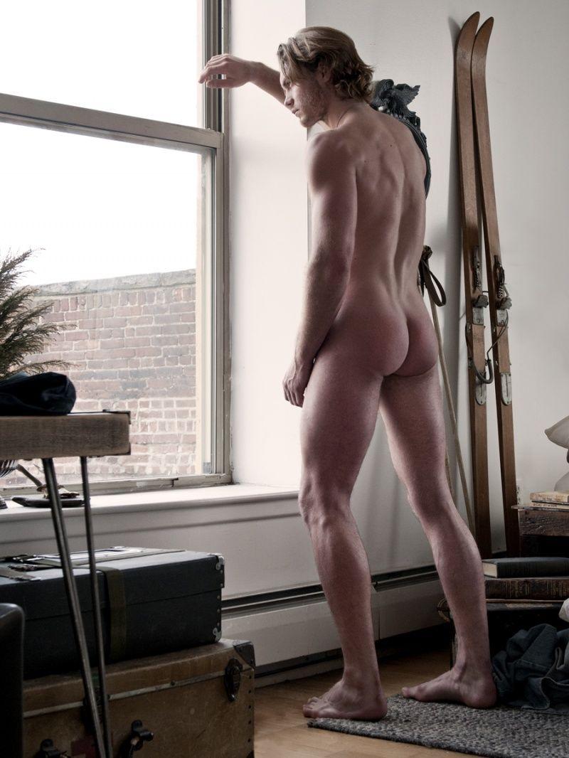 josh ritter naked as a window