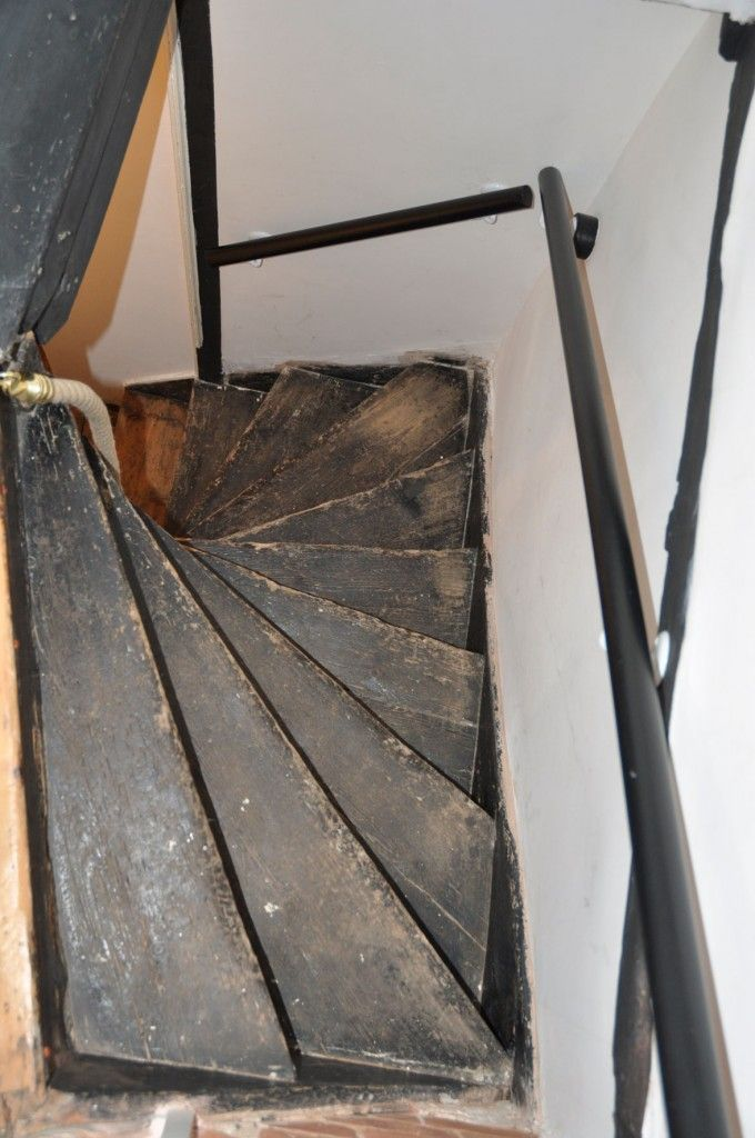 Attic Bedroom Stairs