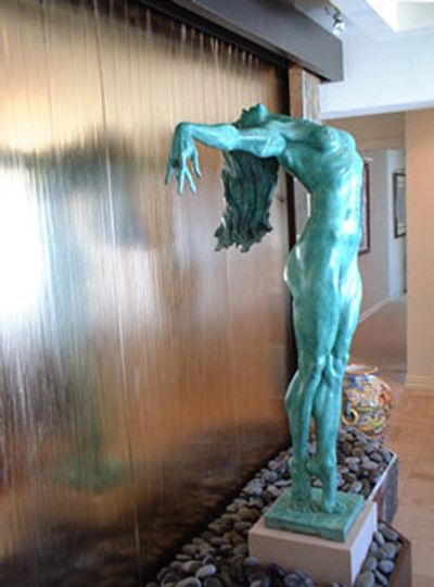 Building The Custom Indoor Fountain Of Your Dreams Is