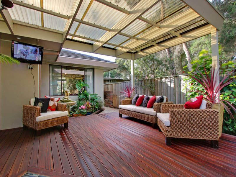 back decks ideas - Google Search decks Pinterest Deck design