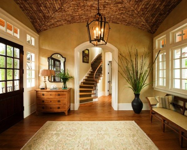 Beautiful and simple home foyer decorating ideas  entryway also rh in pinterest