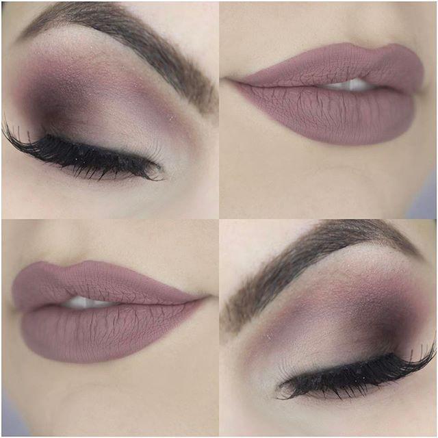 WEBSTA @ brutavaresppf - Tudo marrom nude rosa acinzentado! E sim, 4 palavras pra definir uma cor porque sou dessas  link do tutorial no perfil! Ou YouTube.com/pausaparafeminices
