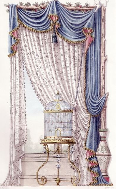 Aesthetic Sharer Zhr On Twitter Victorian Curtains Curtains Drapes Curtains