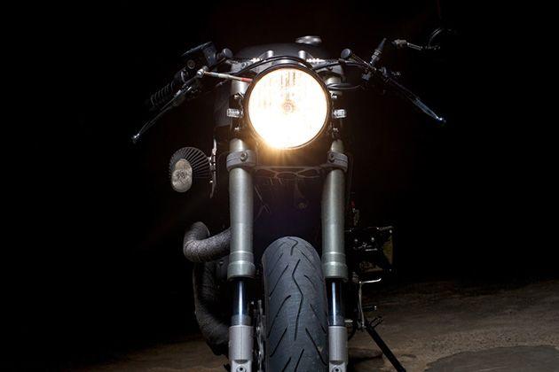 Buell X1 Lightning by Sartorie Meccaniche 3