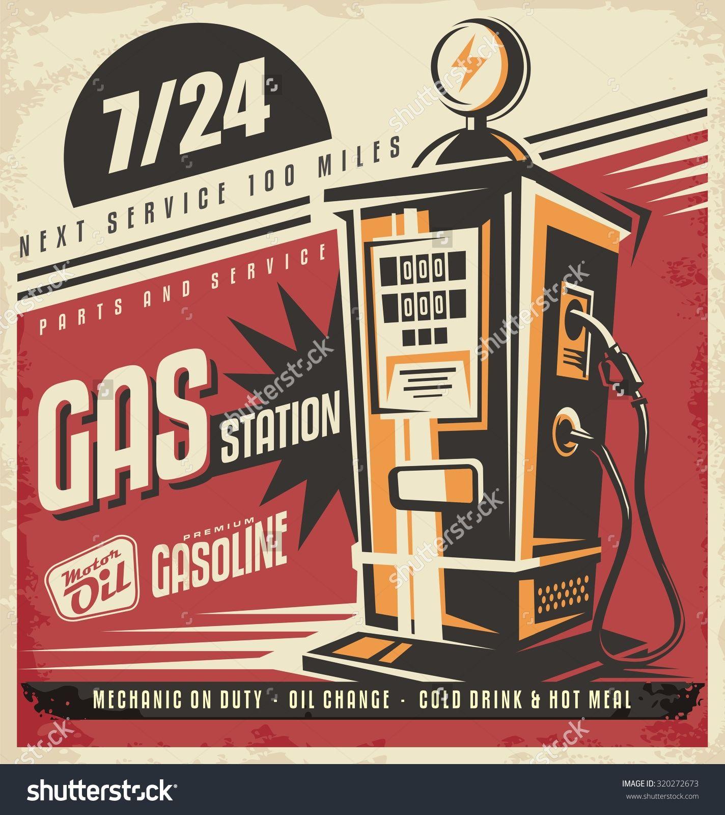 vintage ads oil gas - Pesquisa Google | Vintage motor publicity ...