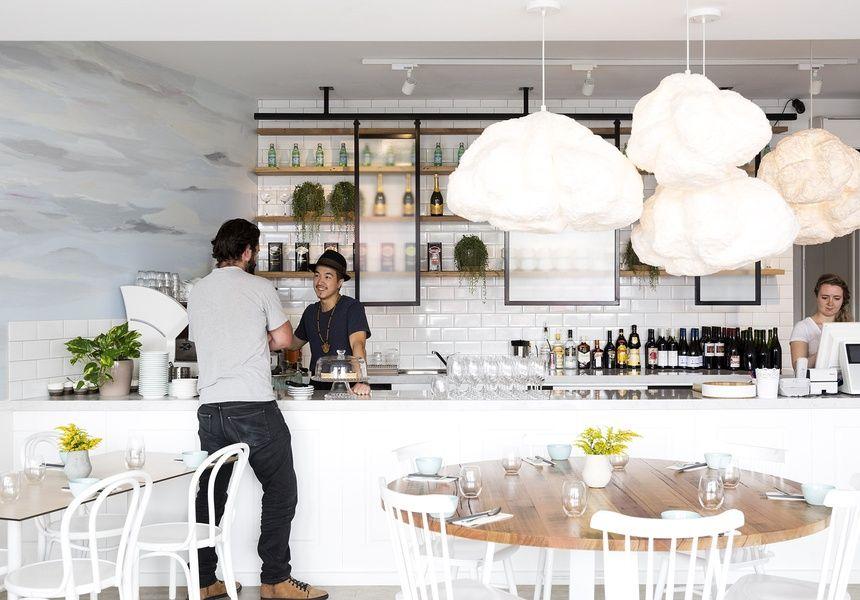 Benjamin S Kitchen Opens In Alphington Cafe Design Hospital Interior Design Design